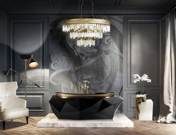 Summer-Trends-Report-How-to-Get-the-Hottest-Bathroom-Design black bathroom A 3-Step Guide to Design a Chic Black Bathroom Summer Trends Report How to Get the Hottest Bathroom Design 1 600x460