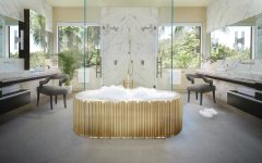 3 Rules for Create a Relaxing and Luxurious Master Bathroom master bathroom 3 Rules to Create a Relaxing and Luxurious Master Bathroom Maison Valentina Bathroom 240x150