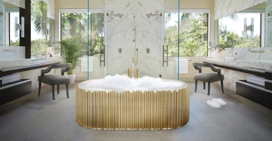 bathroom stores Bathroom Stores and Showrooms You Need to Know Maison Valentina Bathroom 540x280 hygge Creating Hygge-Inspired Bathrooms: 4 Fundamental Tips Maison Valentina Bathroom 540x280
