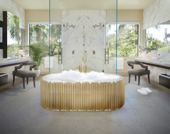 3 Rules for Create a Relaxing and Luxurious Master Bathroom master bathroom 3 Rules to Create a Relaxing and Luxurious Master Bathroom Maison Valentina Bathroom 570x450 luxury bathroom 24 Stunning Luxury Bathroom Ideas For His-and-Hers Bathroom Sinks Maison Valentina Bathroom 570x450