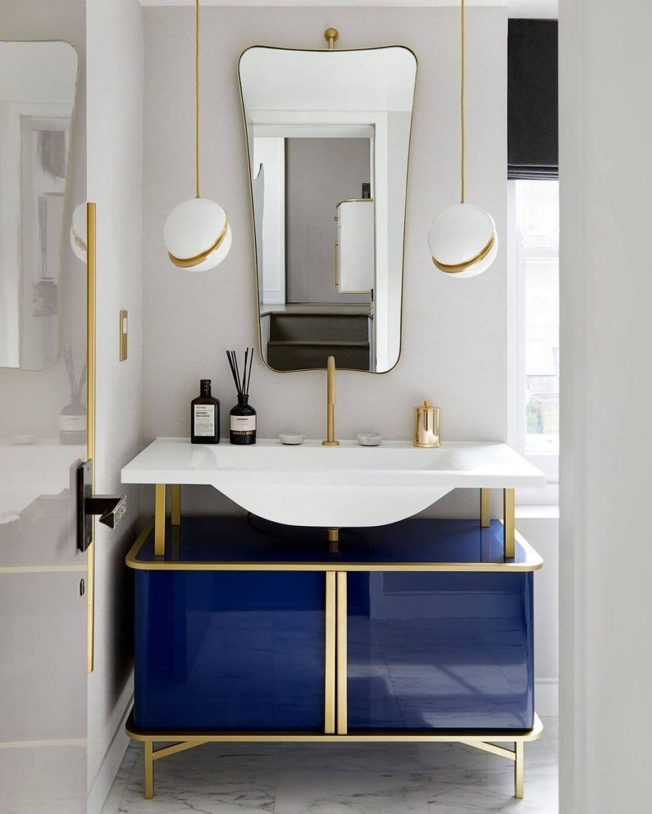 maximize space in the bathroom, maison valentina, vessel sink, space, bathroom  Maximize the Space In Your Bathroom : 5 Tips and Tricks Tips for Maximizing Space in Bathrooms  scaled