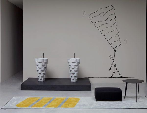 intreccio freestanding antoniolupi's Intreccio Freestanding is a True Work of Art antoniolupi INTRECCIO12 600x460