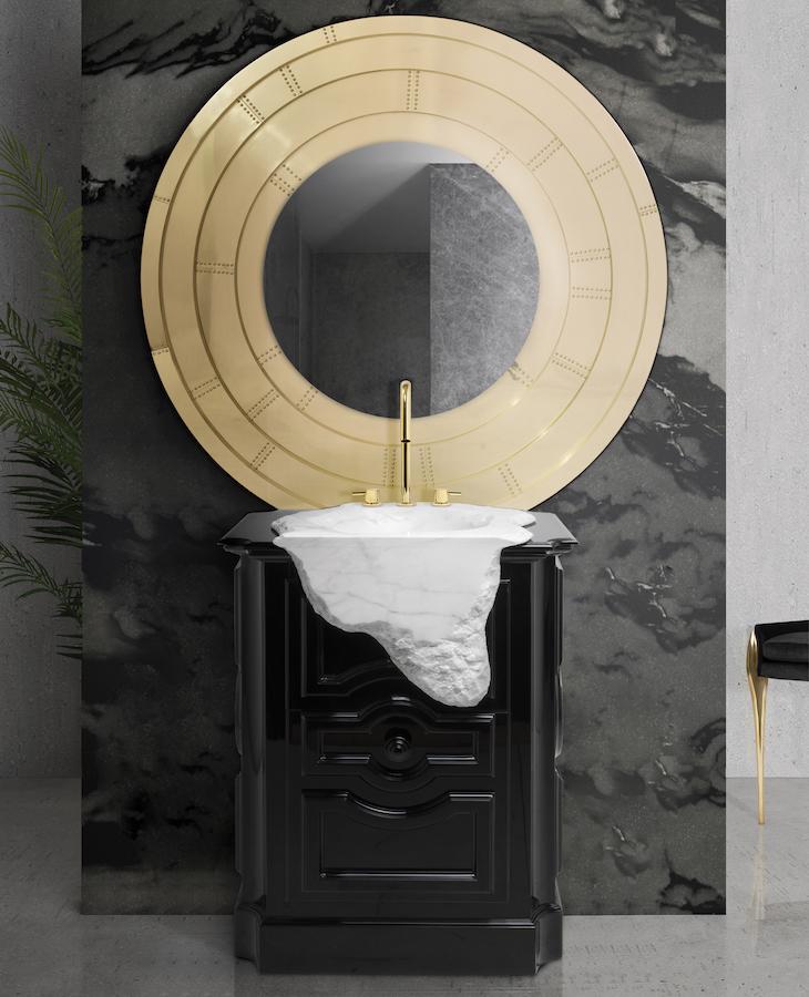 Guest Bathrooms, Beautiful Guest Bathrooms, Luxurious Guest Bathrooms, Bathroom Design Ideas/Inspirations, Modern Bathroom Décor, Contemporary Furniture Design