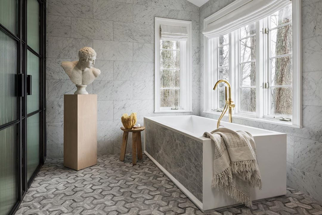 sumptuous bathroom Sumptuous Bathroom Ideas to Upgrade Any Project sumptuous bathrooms3