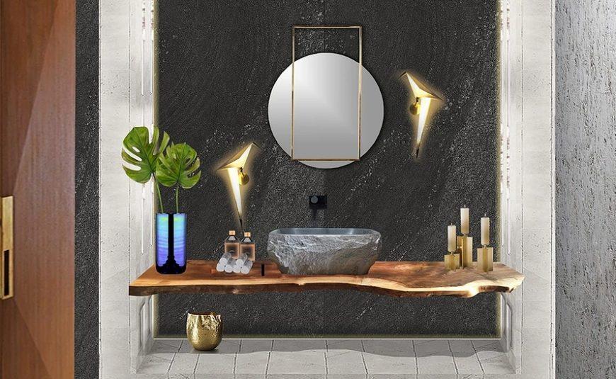 luxury bathroom 24 Stunning Luxury Bathroom Ideas For His-and-Hers Bathroom Sinks GDC Luxury  Bathroom Design That Evokes Emotion  870x535