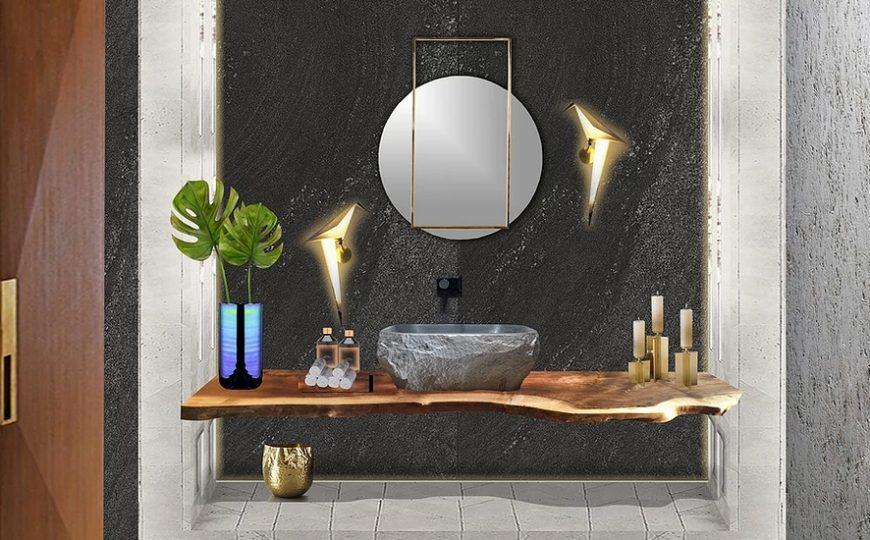 luxury bathroom 24 Stunning Luxury Bathroom Ideas For His-and-Hers Bathroom Sinks GDC Luxury  Bathroom Design That Evokes Emotion  870x540