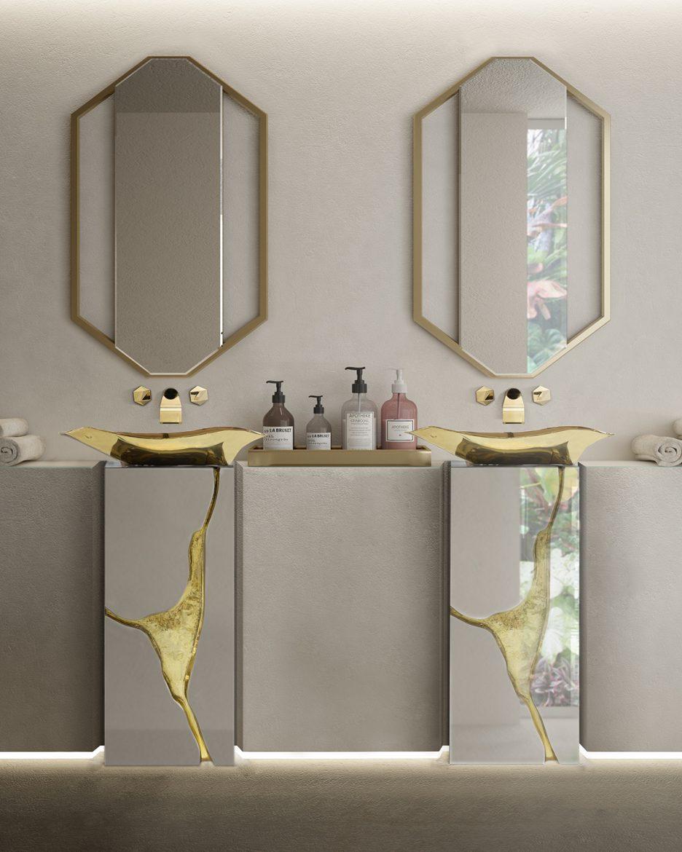 luxury bathroom 24 Stunning Luxury Bathroom Ideas For His-and-Hers Bathroom Sinks his an dhers bathroomsjpg scaled
