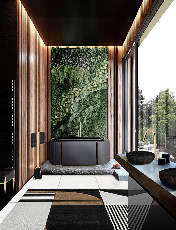 luxury bathroom 24 Stunning Luxury Bathroom Ideas For His-and-Hers Bathroom Sinks his and hers bathrooms scaled