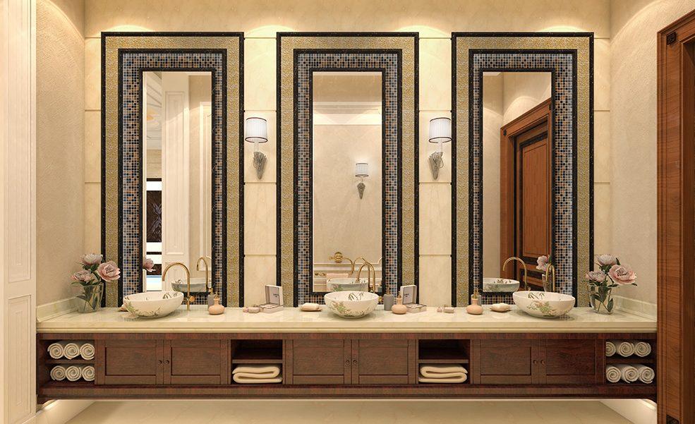Inspiring Bathroom Design Projects By DD Est.