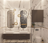Luxury Bathrooms Designs in Riyadh By Comelite Architecture comelite architecture Luxury Bathrooms Designs in Riyadh By Comelite Architecture Luxury Bathrooms Designs in Riyadh By Comelite Architecture 1 100x90