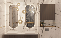 Luxury Bathrooms Designs in Riyadh By Comelite Architecture comelite architecture Luxury Bathrooms Designs in Riyadh By Comelite Architecture Luxury Bathrooms Designs in Riyadh By Comelite Architecture 1 240x150