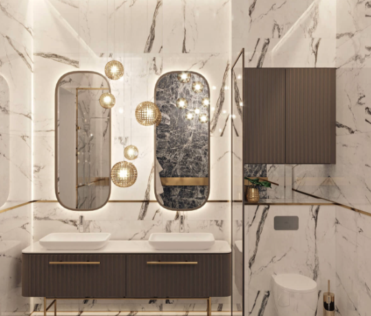Luxury Bathrooms Designs in Riyadh By Comelite Architecture comelite architecture Luxury Bathrooms Designs in Riyadh By Comelite Architecture Luxury Bathrooms Designs in Riyadh By Comelite Architecture 1 539x460