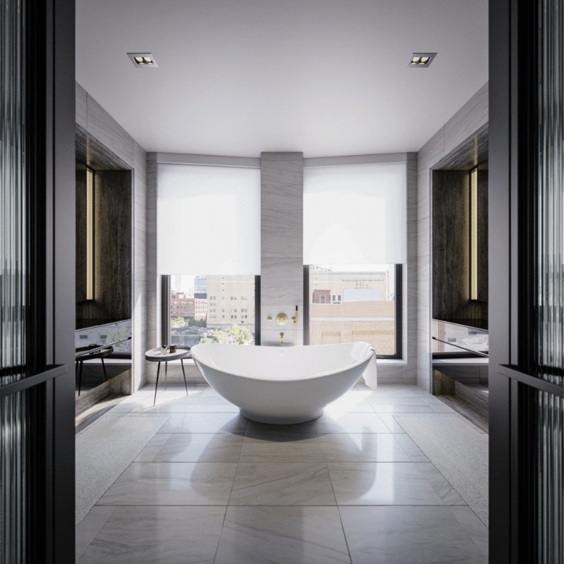 NY City Interior Designers, Get To Know The Top 20 Bathroom Designs ny city interior designers NY City Interior Designers, Get To Know The Top 20 Bathroom Designs New York City Interior Designers Get To Know The Top 20 Bathroom Designs 4