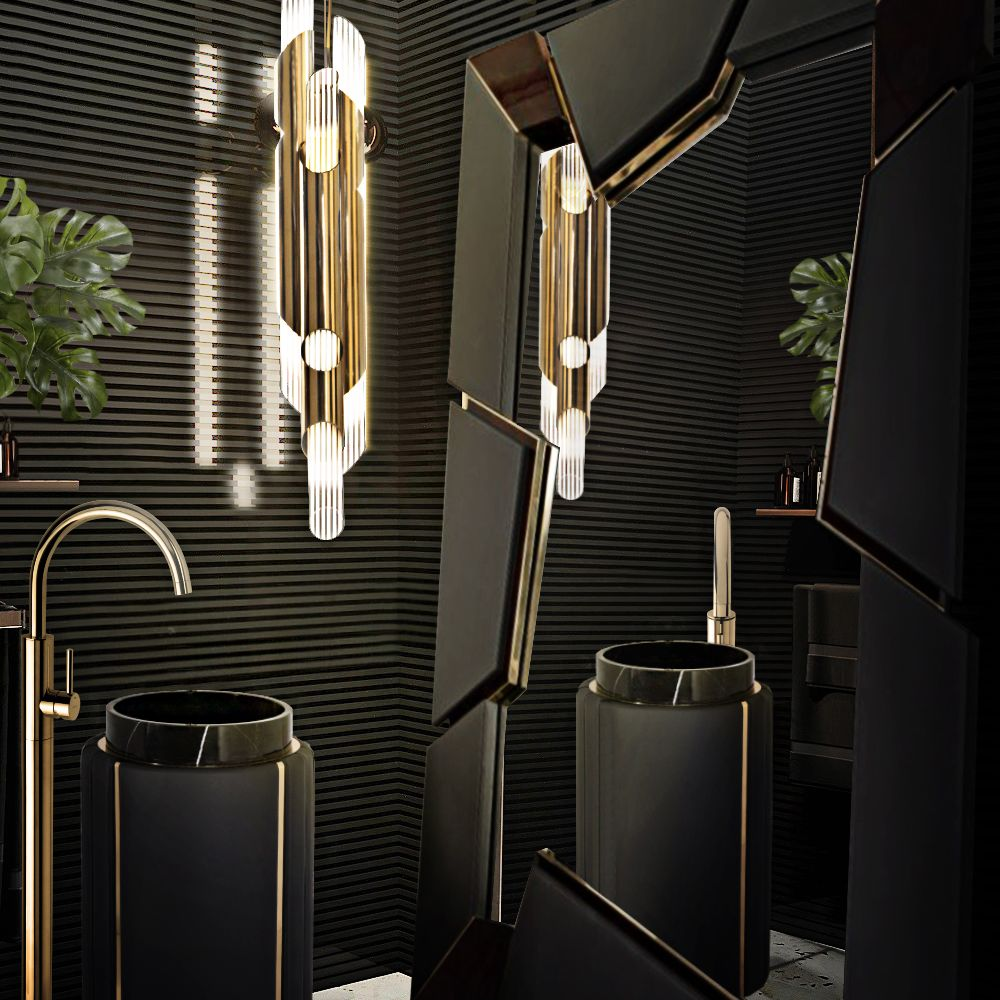 Glamorous Freestandings  freestandings 15 Freestandings That Bring Extra Glamour to Your Bathroom darian freestandings