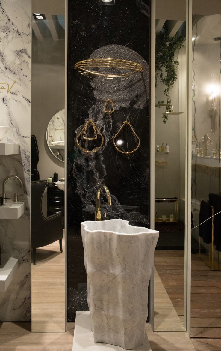Glamorous Freestandings  freestandings 15 Freestandings That Bring Extra Glamour to Your Bathroom freestandings scaled