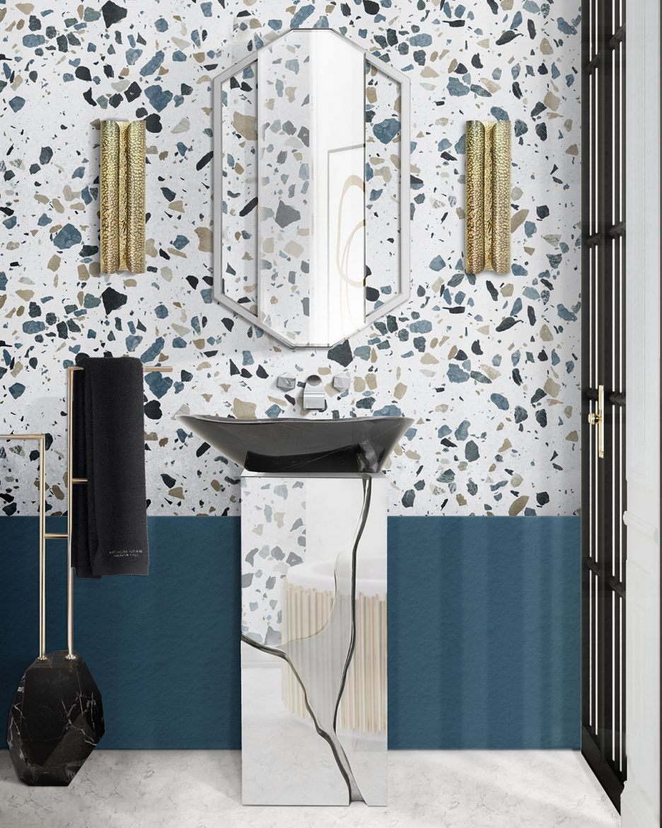 Glamorous Freestandings  freestandings 15 Freestandings That Bring Extra Glamour to Your Bathroom lapiaz freestandings scaled