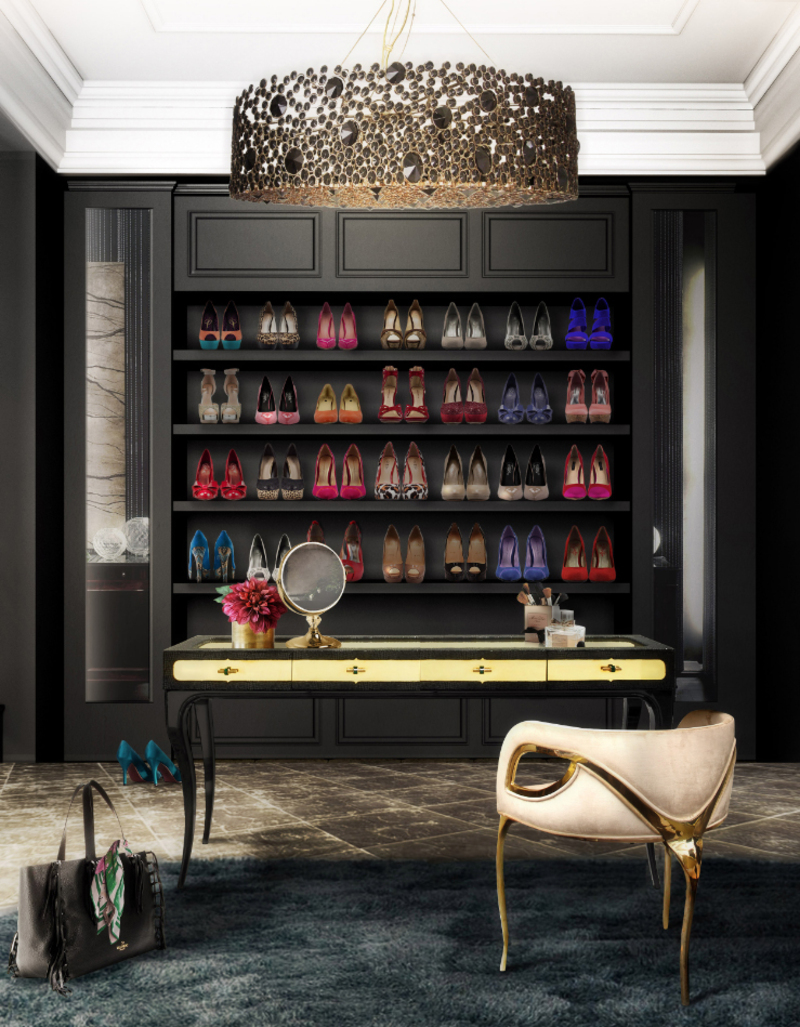 Dressing Tables: 15 Examples of Dazzling Items You Cannot Miss! dressing tables Dressing Tables: 15 Examples of Dazzling Items You Cannot Miss! 15 Dressing Tables That Will Leave You Breathless in 2021 10