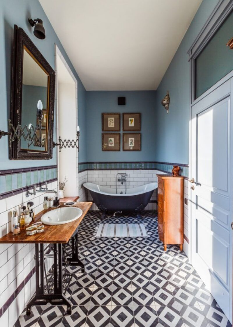 Bathroom Trend Ideas To Inspire Your Newest Bathroom Renovation-minimalism bathroom Bathroom Trend Ideas To Inspire Your Newest Bathroom Renovation Bathroom Trend Ideas To Inspire Your Newest Bathroom Renovation eclectic 1 1