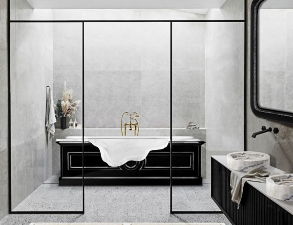 bathtubs Bathtubs That Impress: Our Top 15 Bathtubs That Impress Our Top 158 600x460
