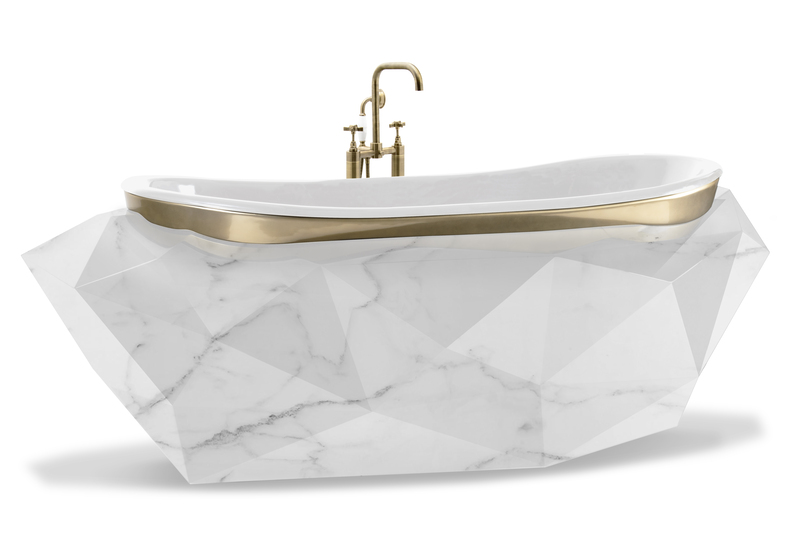 elicyon ELICYON – The Most Impressive Bathroom Designs of London Diamond Bathutb 1