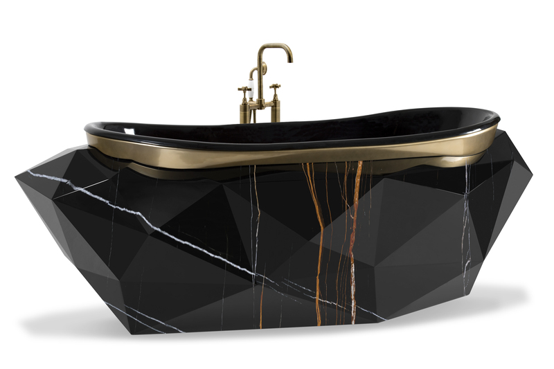 bathroom inspirations Glazov Group: Bathroom Inspirations for You To Admire Diamond Bathutb 6