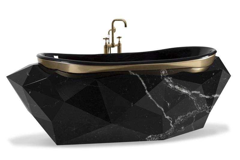 david hicks Bathrooms That Impress: David Hicks Dreamy Designs Diamond Bathutb 8