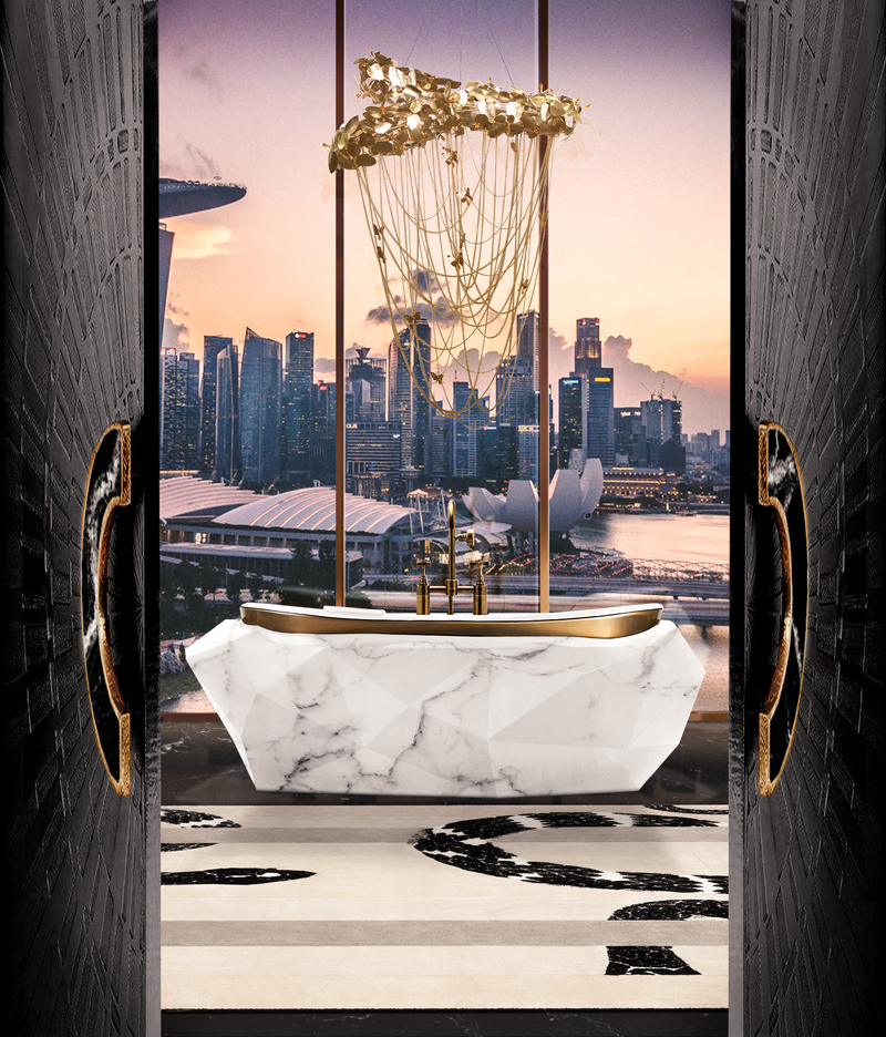 The Diamond Bathtub: A Worldwide Sensation that Has Just Been Updated