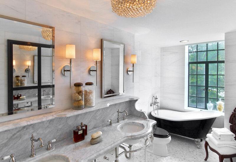 Bathrooms That Impress: MARKZEFF's Exquisite Designs markzeff Bathrooms That Impress: MARKZEFF's Exquisite Designs Bathrooms That Impress Mark Zeffs Exquisite Designs2