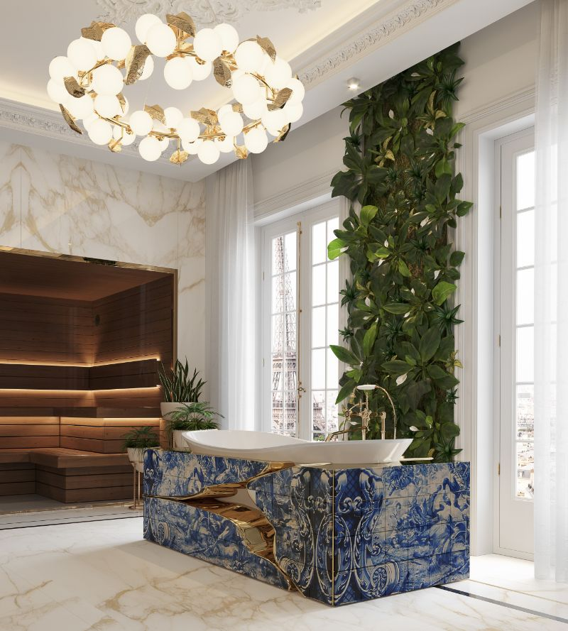 projects Bathrooms Projects To Admire: Feel Inspired By This Parisian Aesthetic Bathrooms To Admire Feel Inspired By This Dreamy Parisian Aesthetic2