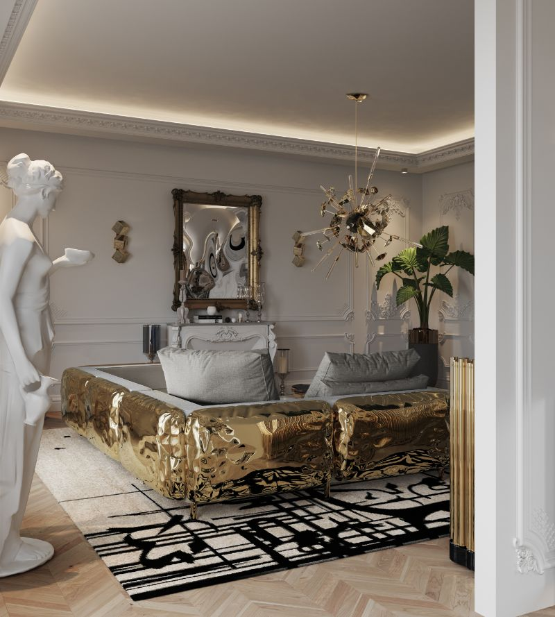 Bathrooms Projects To Admire: Feel Inspired By This Parisian Aesthetic