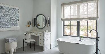 michelle gerson Bathroom Designs That Impress: Michelle Gerson Interiors Bathroom Designs That Impress Michelle Gerson Interiors2 370x190