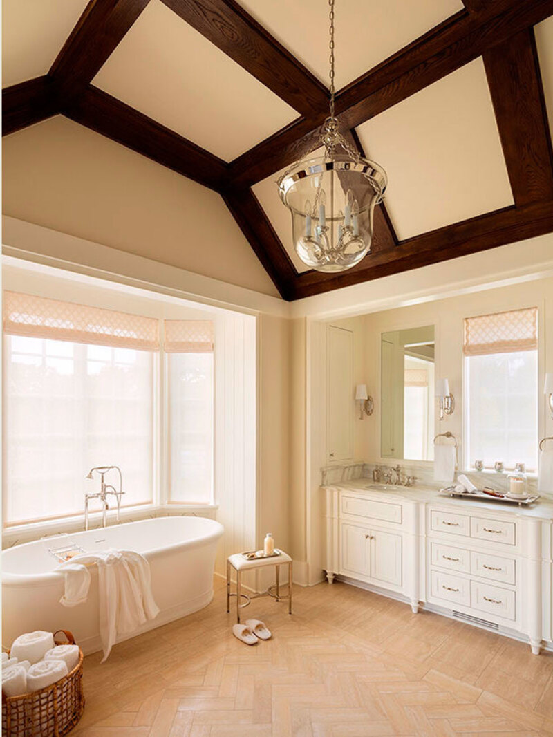 Bathrooms That Impress: Frank Ponterio's Classic Style