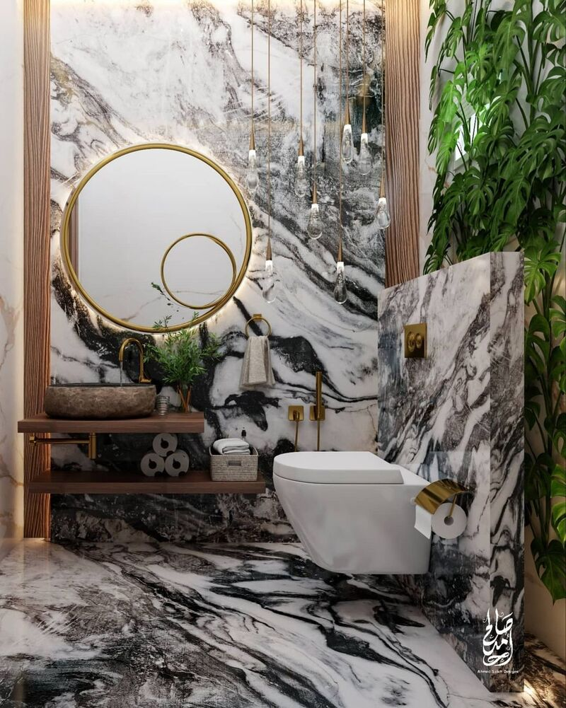 How To Remodel One's Bathroom With Style
