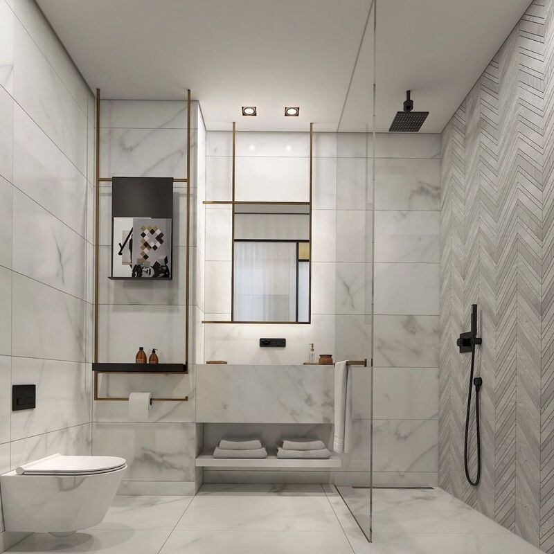 How To Remodel One's Bathroom With Style bathroom How To Remodel One's Bathroom With Style How To Remodel Ones Bathroom With Style4