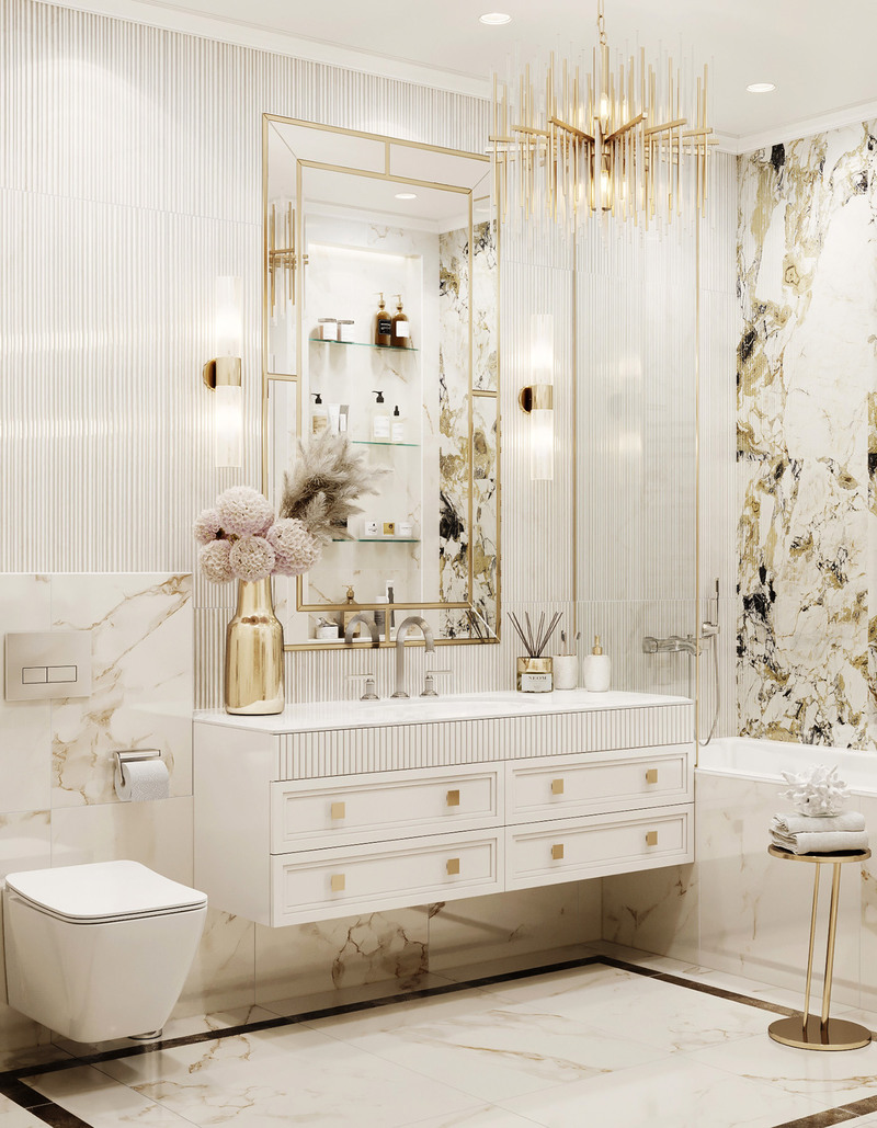 How To Remodel One's Bathroom With Style bathroom How To Remodel One's Bathroom With Style How To Remodel Ones Bathroom With Style8