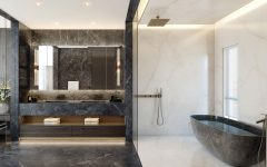 impressive bathrooms NYC: The Most Incredible Designers That Produce Impressive Bathrooms NYC Interior Designers The Top 20 Bathroom Designs 10 240x150