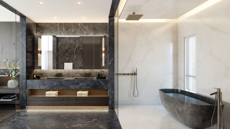 impressive bathrooms NYC: The Most Incredible Designers That Produce Impressive Bathrooms NYC Interior Designers The Top 20 Bathroom Designs 10