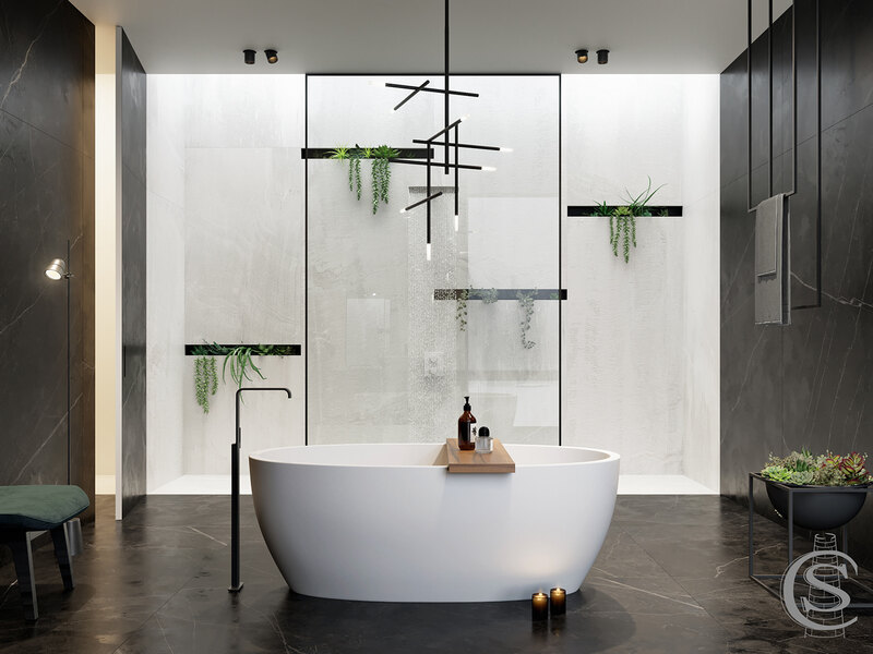 Nature-Inspired Bathroom Designs To Inspire The Perfect Private Oasis