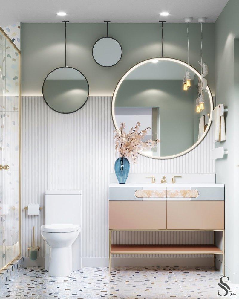 Spring Summer Trends: Ideas That Will Transform Your Bathroom bathroom Spring Summer Trends: Ideas That Will Transform Your Bathroom Spring Summer Trends Ideas That Will Transform Your Bathroom6
