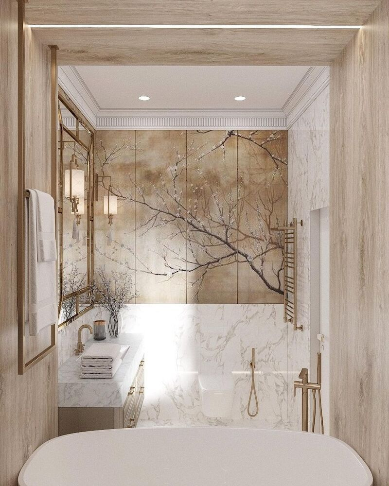 Bathroom design ideas that will leave you breathless: a collection of the best