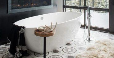abby hetherington Cabin Fever: Impressive Bathroom Designs by Abby Hetherington Cabin Fever Impressive Bathroom Designs by Abby Hetherington Interiors 1 1 370x190