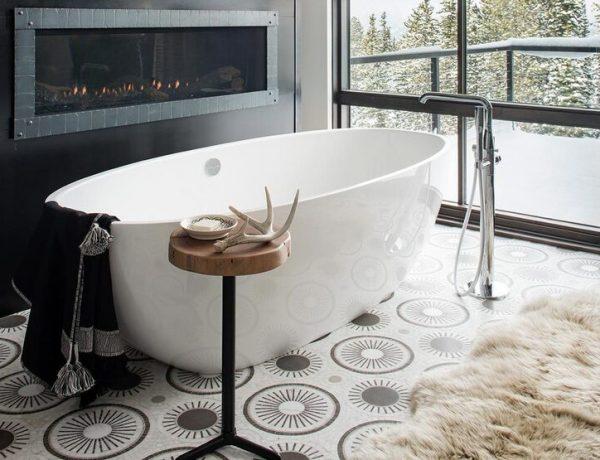 abby hetherington Cabin Fever: Impressive Bathroom Designs by Abby Hetherington Cabin Fever Impressive Bathroom Designs by Abby Hetherington Interiors 1 1 600x460