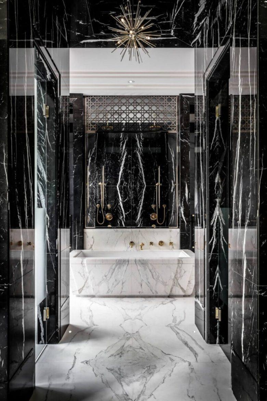 Ferris Rafauli: Dreamy Luxury Bathroom Designs