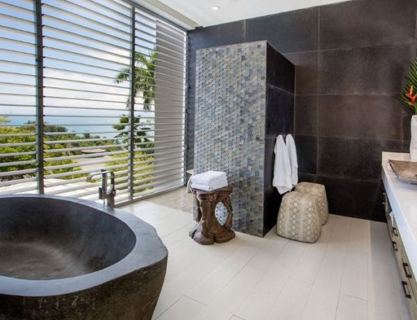 hotel bathroom designs Incredible Inspirations: Luxurious Hotel Bathroom Designs To Admire Incredible Inspirations Luxurious Hotel Bathroom Designs To Admire 9 1 600x460