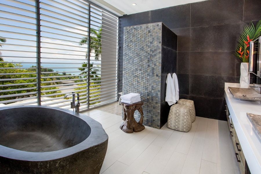 Incredible Inspirations: Luxurious Hotel Bathroom Designs To Admire