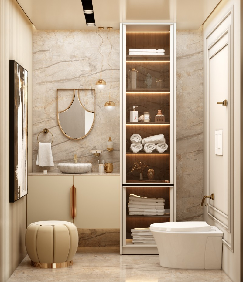 Trends to Impress: Bathroom Interior Designs To Follow in 2021!
