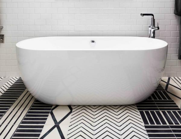 bathroom ideas Intense Bathroom Ideas: Tile Oasis To Help You Find Your Personal Retreat bathroom tile ideas hbx020119maxwell08 1546049720 1 600x460