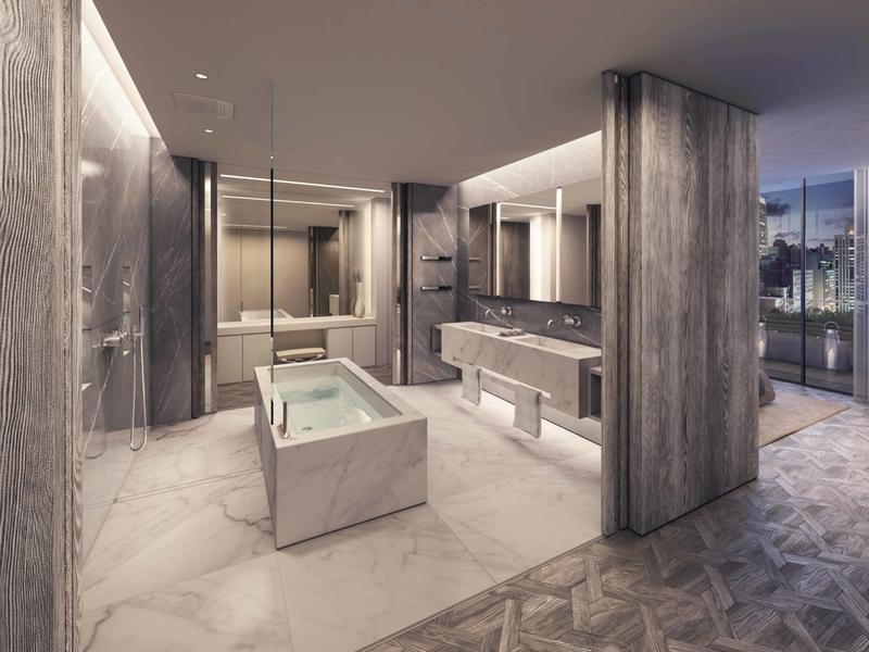 1508 London: Bathroom Designs That Inspire