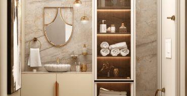 bathroom ideas Bathroom Ideas: 6 Ways To Make Your Bathroom Into A Hotel Bath Space Amazing Surfaces To Brighten up Your Bathroom Design 370x190
