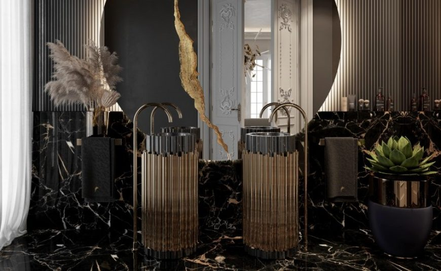 bathroom designs Unusual Bathroom Designs That Will Leave You Breathless Bathroom Ideas A Collection Of The Most Appealing Trends Of 2021 1 1 870x535